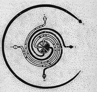Spiral Symbol Meaning Native American